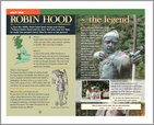 Robin Hood: The Silver Arrow and the Slaves - Sample Page (1 page)