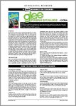 Glee: Foreign Exchange Sample Page (4 pages)