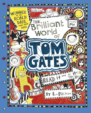 The Brilliant World of Tom Gates (Lenticular) DO NOT FEED OUT!
