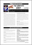 Spooky Skaters: The Graffiti Ghost Sample Page (4 pages)