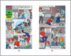 Spooky Skaters: The Graffiti Ghost Sample Page (1 page)