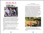 Malala Sample Page (1 page)