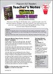 Teenage Mutant Ninja Turtles: Donnie's Robot Sample Page (18 pages)