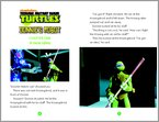 Teenage Mutant Ninja Turtles: Donnie's Robot Sample Page (1 page)