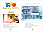 Rio: Looking for Blu Sample Page (2 pages)