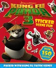 Kung Fu Panda 3: Sticker Scene Fun