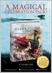 Harry Potter and the Philosopher's Stone (Illustrated Edition) Celebration Pack (23 pages)