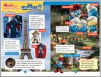 The Smurfs 2 Sample Page (1 page)