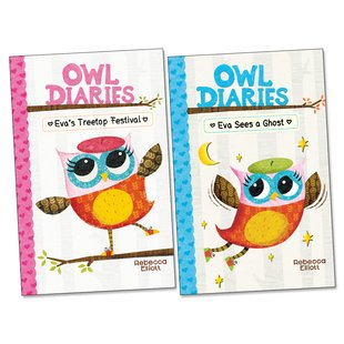 Owl Diaries Pair