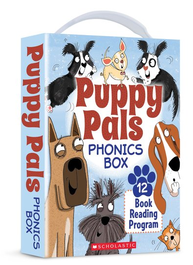 Puppy Pals Phonics Box