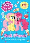 My Little Pony: Best Friends Sticker and Activity Book
