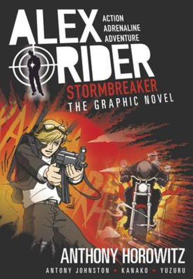 Alex Rider: Stormbreaker Graphic Novel