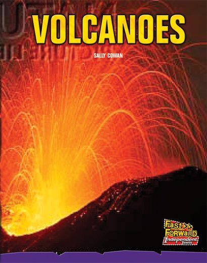 Volcanoes (Non-fiction) Level 19