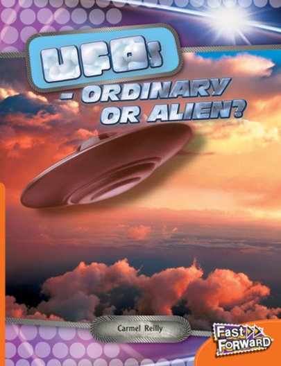 UFO: Ordinary or Aliens? (Non-fiction) Level 15