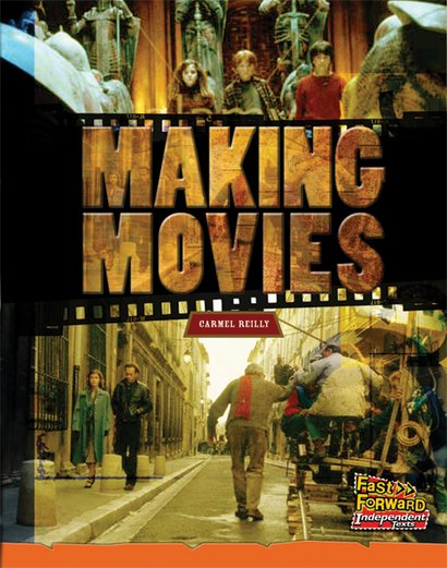 Making Movies (Non-fiction) Level 16