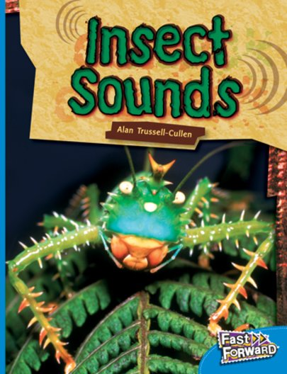 Insect Sounds (Non-fiction) Level 11