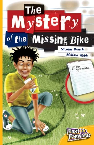 The Mystery of the Missing Bike (Fiction) Level 8
