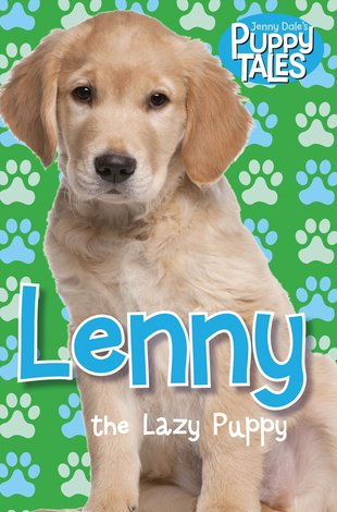 Puppy Tales: Lenny the Lazy Puppy