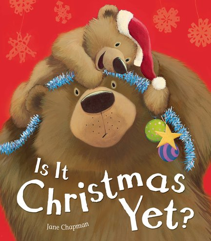 Is It Christmas Yet? (Board Book)