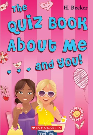 The Quiz Book About Me... And You