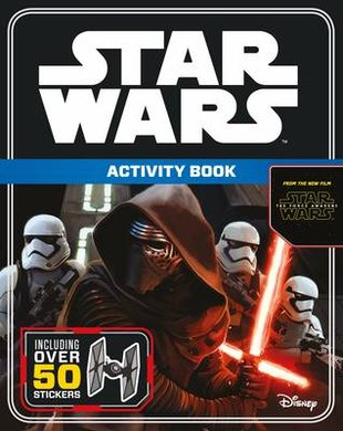 Star Wars: The Force Awakens Activity Book