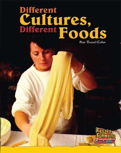 Different Cultures, Different Foods (Non-fiction) Level 7