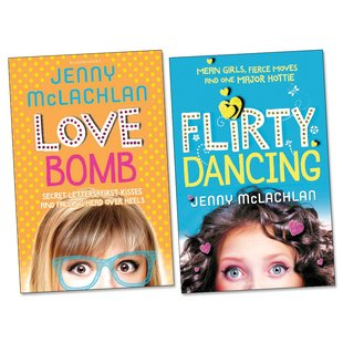 Flirty Dancing/Love Bomb Pair