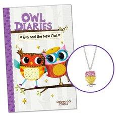 Owl Diaries 4: Eva and the New Owl