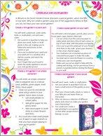 Create your own secret garden act free 1405635