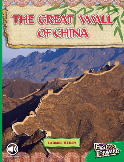 The Great Wall of China (Non-fiction) Level 25