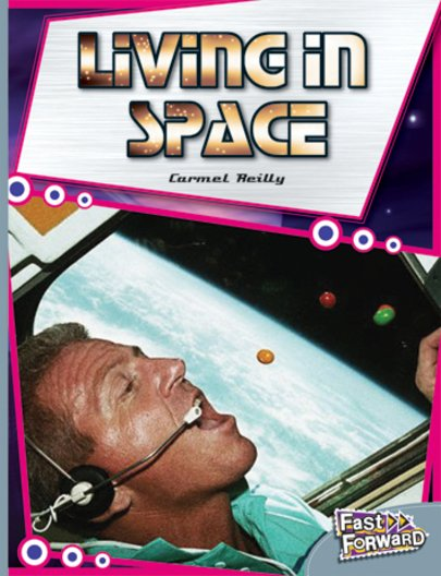 Living in Space (Non-fiction) Level 24