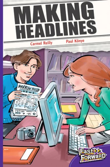 Making Headlines (Fiction) Level 20