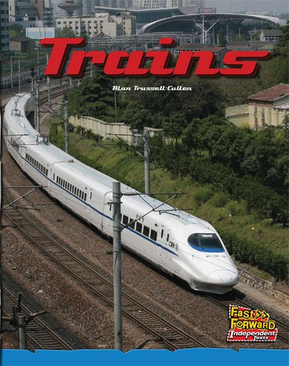 Trains (Non-fiction) Level 10
