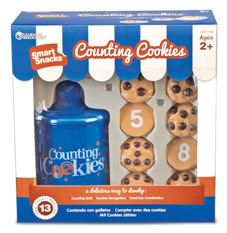 Counting Cookies x 13