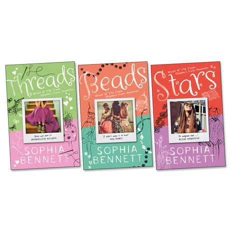 Threads Trilogy Scholastic Shop