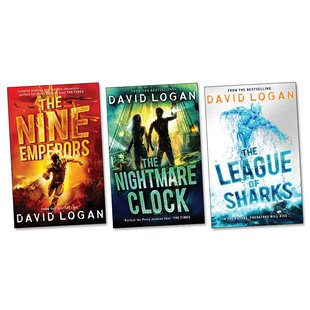 The League of Sharks Trilogy