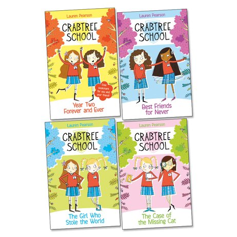 Crabtree School Pack x 4