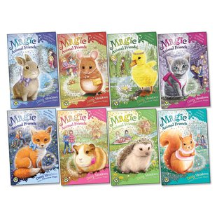 Magic Animal Friends Pack x 8