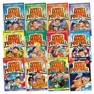 Frankie's Magic Football Pack x 12