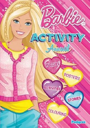 Barbie: Activity Annual