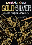 Scratch and Draw: Gold and Silver