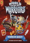 World of Warriors: Warrior Quest Sticker Activity Book