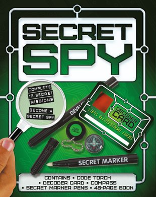 Mini Maestro: Secret Spy Kit