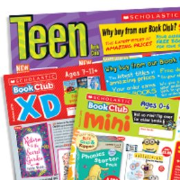 Book Clubs leaflets (UK)
