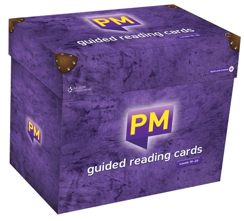 Guided Reading Cards Box Set Levels 19-20
