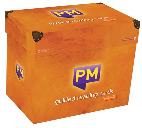 Guided Reading Cards Box Levels 15-16