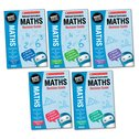 National Curriculum Revision: Maths Revision Guides Pack x 5
