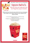 Poppy Pym Popcorn Free Downloadable (2 pages)