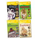 Kingfisher Readers Level 5 Pack x 4