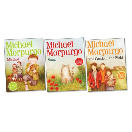 Little Gems Michael Morpurgo Pack x 3